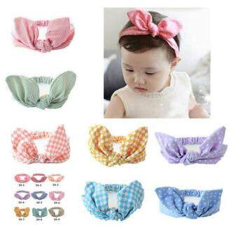 Harga PENI New Korean Baby Little Bit Of Rabbit Hairband Baby Super Elastic Cute Comfortable Rabbit Ears Headband Children