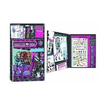 Harga Monster High Fashion Sticker Stylist