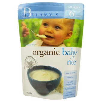 Harga Bellamy´s Organic Baby Rice