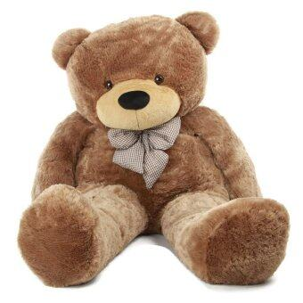 Harga 1.2 Meter Giant Teddy Bear (Dark Brown)