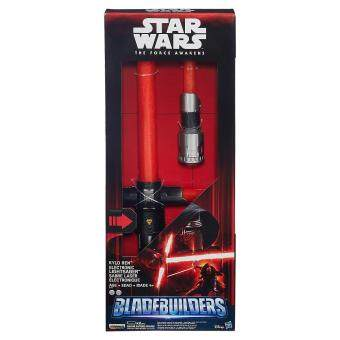 Harga Star Wars The Force Awakens Kylo Ren Deluxe Electronic Lightsaber