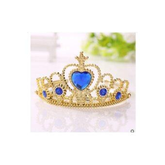 Harga Frozen Children Golden Crown Tiara