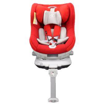 Harga Koopers Bolero Isofix Convertible Car Seat (Red)