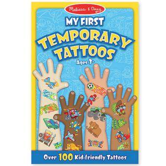 Harga MELISSA & DOUG Tattoo Book - Boy