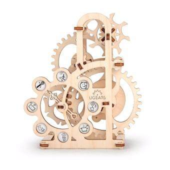 Harga Ugears Dynamometer Model Mechanical 3d Puzzle
