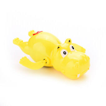 Harga Jetting Buy Baby Bath Toy Hippo Clockwork Wind Up Yellow