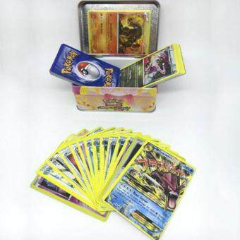 Harga 42Pcs/Box TCG Cards Pokemon Pocket Monster Figures English GUARANTEED