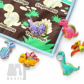 Harga Dinosaurs Wall Chart, Dinosaur Toy, Dinosaur Party Theme, Montessori gift, Dinosaur Party Gift, Baby Room & Nursery decoration by MasfeMy