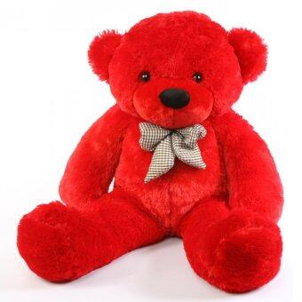 Harga 1.2 Meter Red Giant Teddy Bear