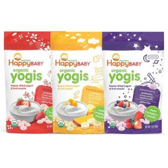 Harga Happy Yogis Trio Pack