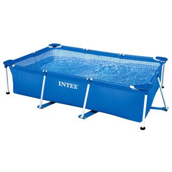 intex rectangular frame pool m size