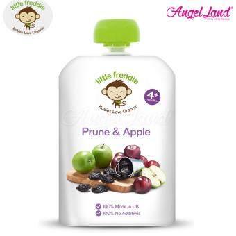 Little Freddie Pouches (4m+) Prune & Apple 90g - 2