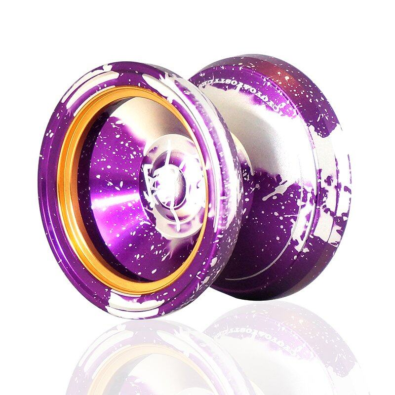 ball yoyo. magic yoyo m002 professional bearing yo-yo ball(purple) | lazada malaysia ball