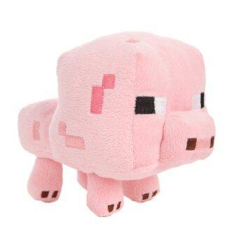 Oralee Docia Buy Minecraft Baby Pig Plush Toy Pink In