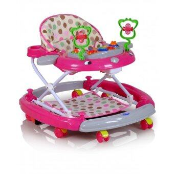 Harga My Dear Baby Walker With Rocking Function 20116 - Pink