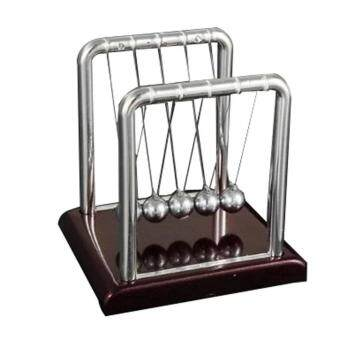 Harga Newton's Cradle Steel Balance Ball Physics Science EducationPendulum Desk Fun Toy Gift