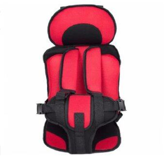 Harga Portable Baby Safety Seat Car Seat Children's Chairs Car - Red