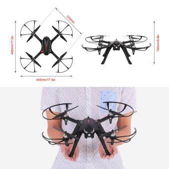 Profession Drones MJX B3 Bugs 3 RC Quadcopter Brushless 2.4Ghz 4CH6-Axis Gyro with gimbal &camera holder RC Drone Super Big guy - 5