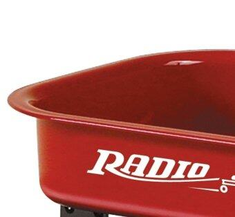 Radio Flyer Little Red Wagon - 3