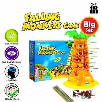 Harga Realeos Family Interactive Toy Tumbling Monkey