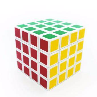 Harga Rubic Cube Magic Rubik Cube Educational Intellect 4x4 White Border