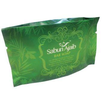 Harga Sabun Ajaib 100% Natural, No Chemicals Soap For Sensitive Skin(20gm)