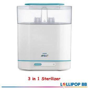 philips avent steam sterilizer instructions