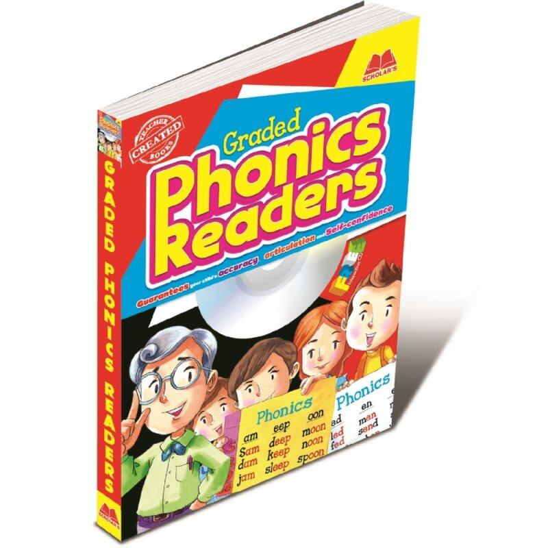 Scholars Publication Graded Phonics Readers Malaysia