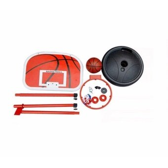 Silvercell Kids Children Adjustable Basketball Hoop BackboardOutdoor Goal Sport