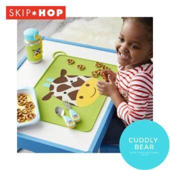 Skip Hop Zootensils Fork & Spoon Giraffe - 2