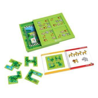 Smart Games - Safari Hide and Seek (IQ Games) - 2