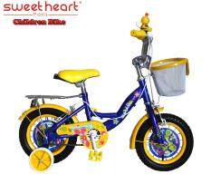Sweet Heart Paris CB1201 G-MAX Children Bicycle (Yellow)