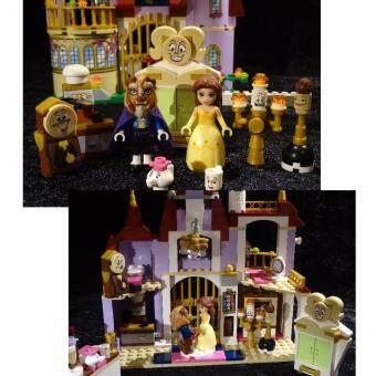 SY581 Beauty & The Beast Lego Block Compatible Set - 5