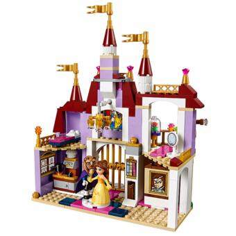 SY581 Beauty & The Beast Lego Block Compatible Set - 4