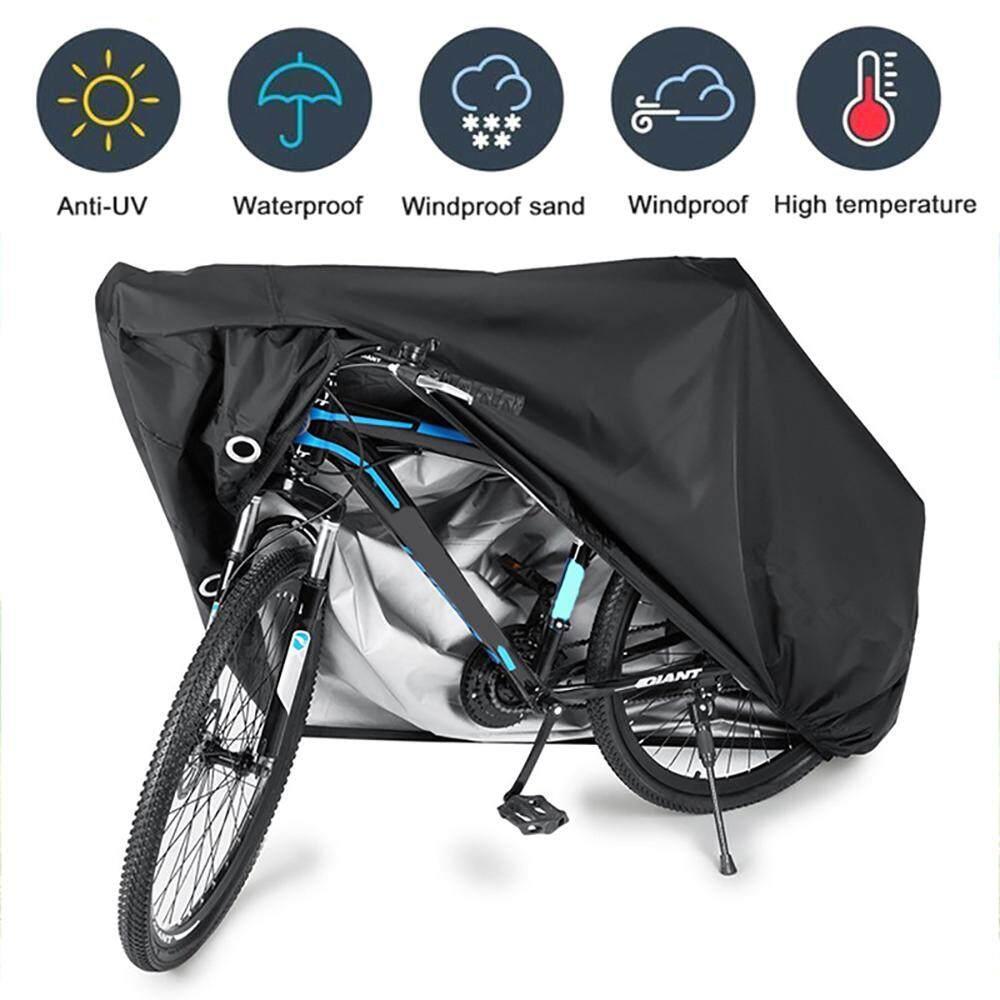 Large Heavy Duty Waterproof Bicycle Bike Cycle Cover Rain Dust Snow Protector