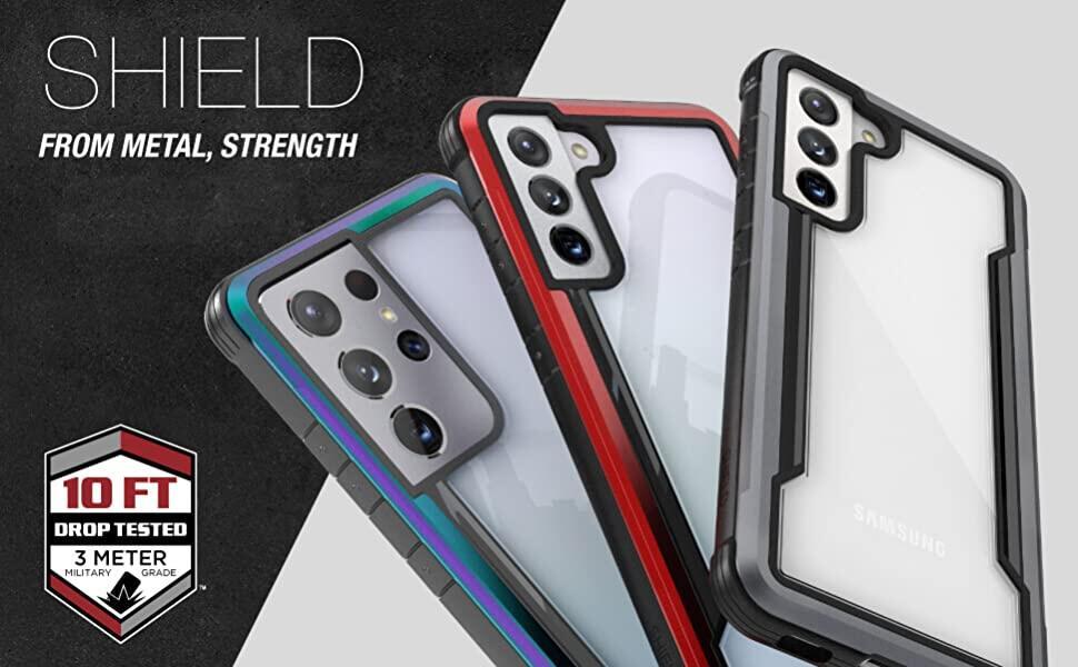 X-Doria Defense Shield Case for Samsung S21 Ultra 4