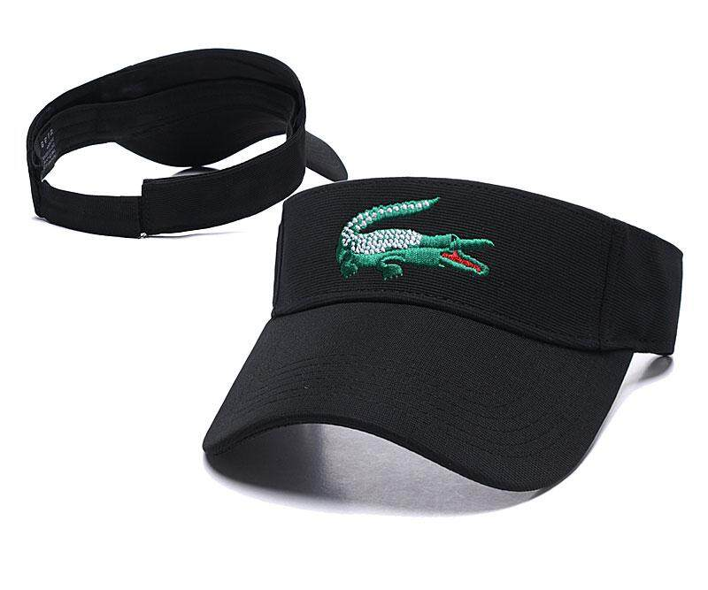 172c16447 2019 Hot Sale High Quality_Lacoste Empty Top Hat Summer Fashion Men And  Women Visor Outdoor Sports Golf Cap