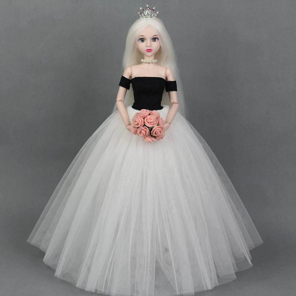 Fashion Girl Doll Crown Metal Princess Crown For 1//3 1//4 BJD Dolls Jewelly