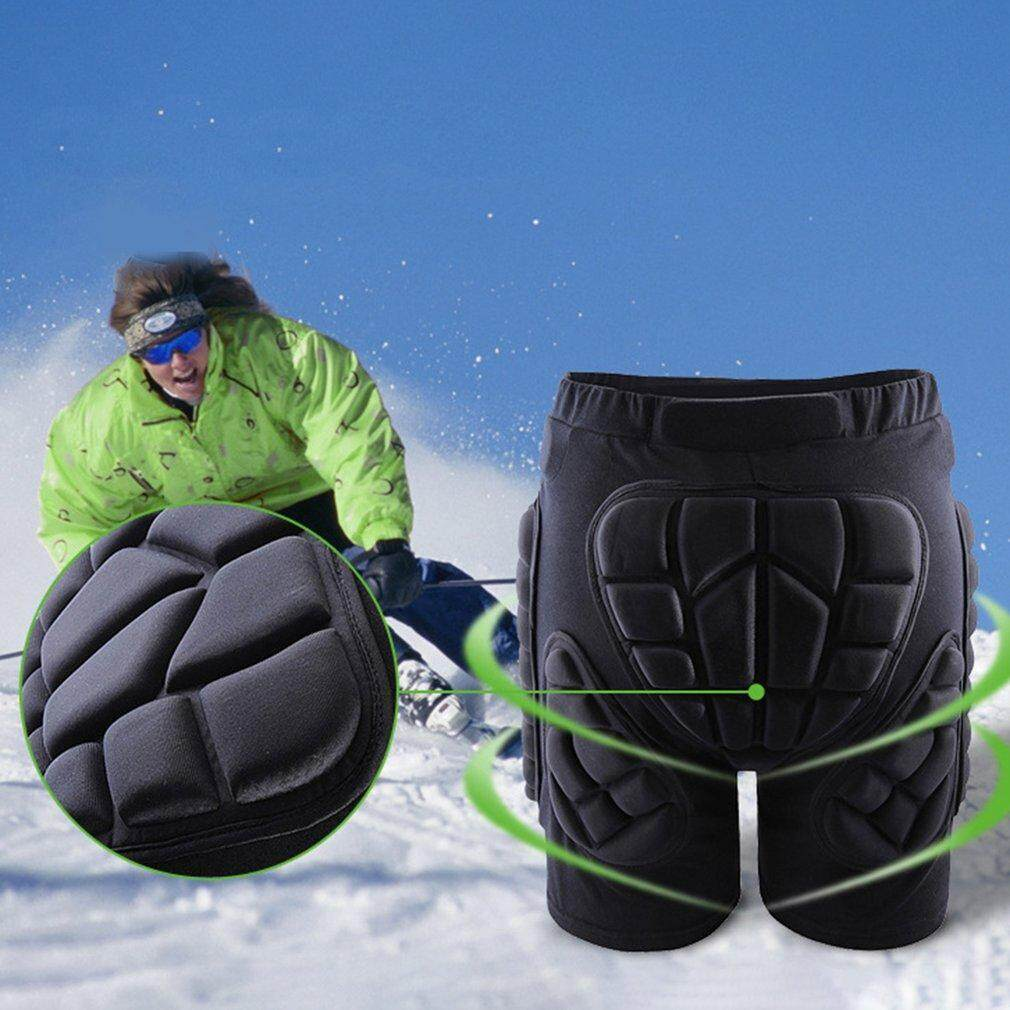 14439bad2412 Product details of Protective Hip Pad Shorts Drop Resistance Skiing  Skateboarding Outerwear Pants