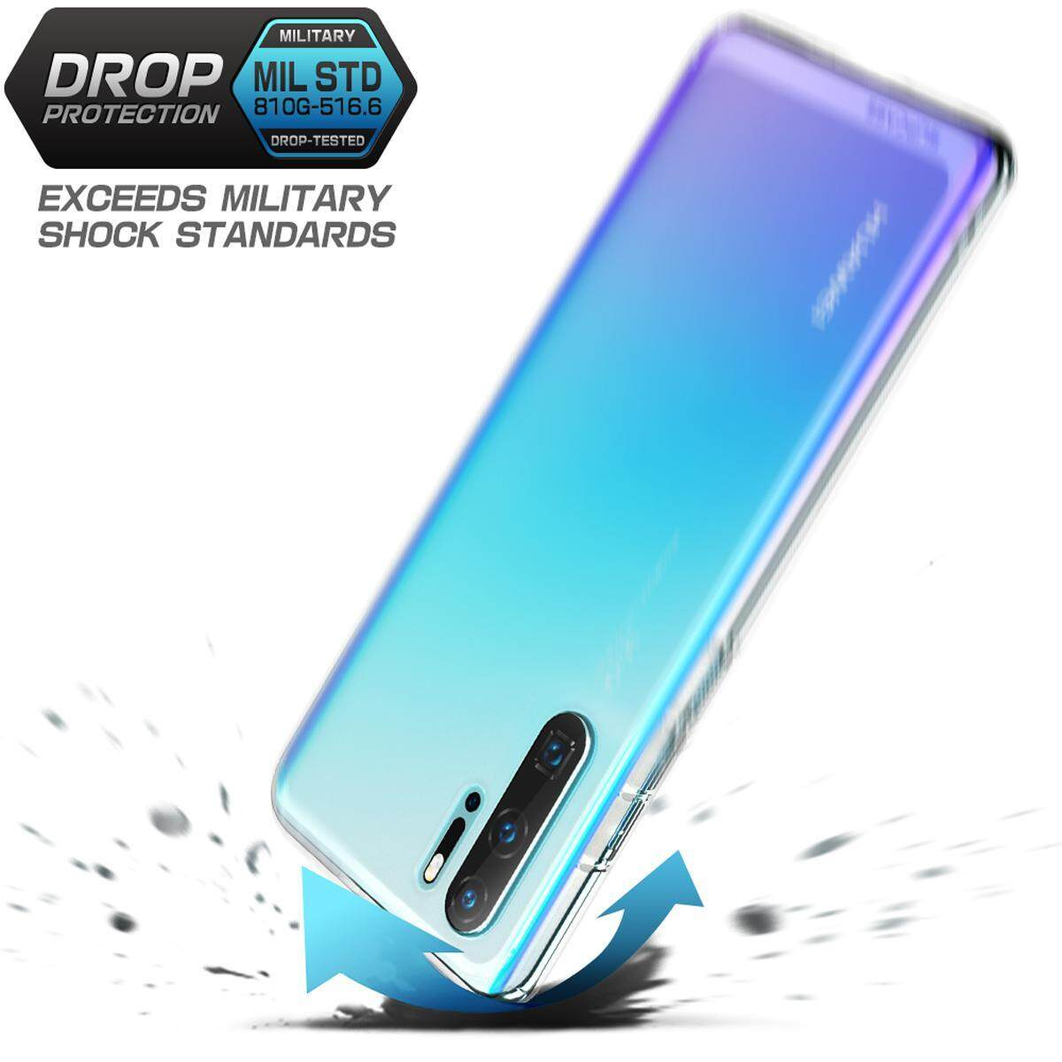[LOCAL SELLER] Supcase Unicorn Beetle Style for Huawei P30 Pro, Premium  Hybrid Shockproof Clear Case, Authentic