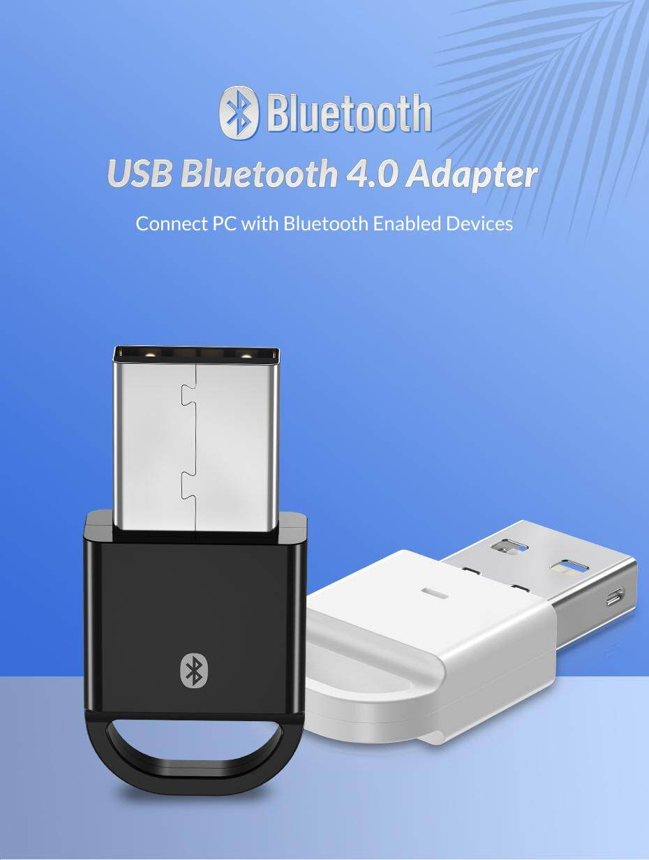 TOPK L06 USB Bluetooth Dongle Adapter for Computer PC Wireless Mouse  Bluetooth 4 0 Speaker Music Receiver Transmitter