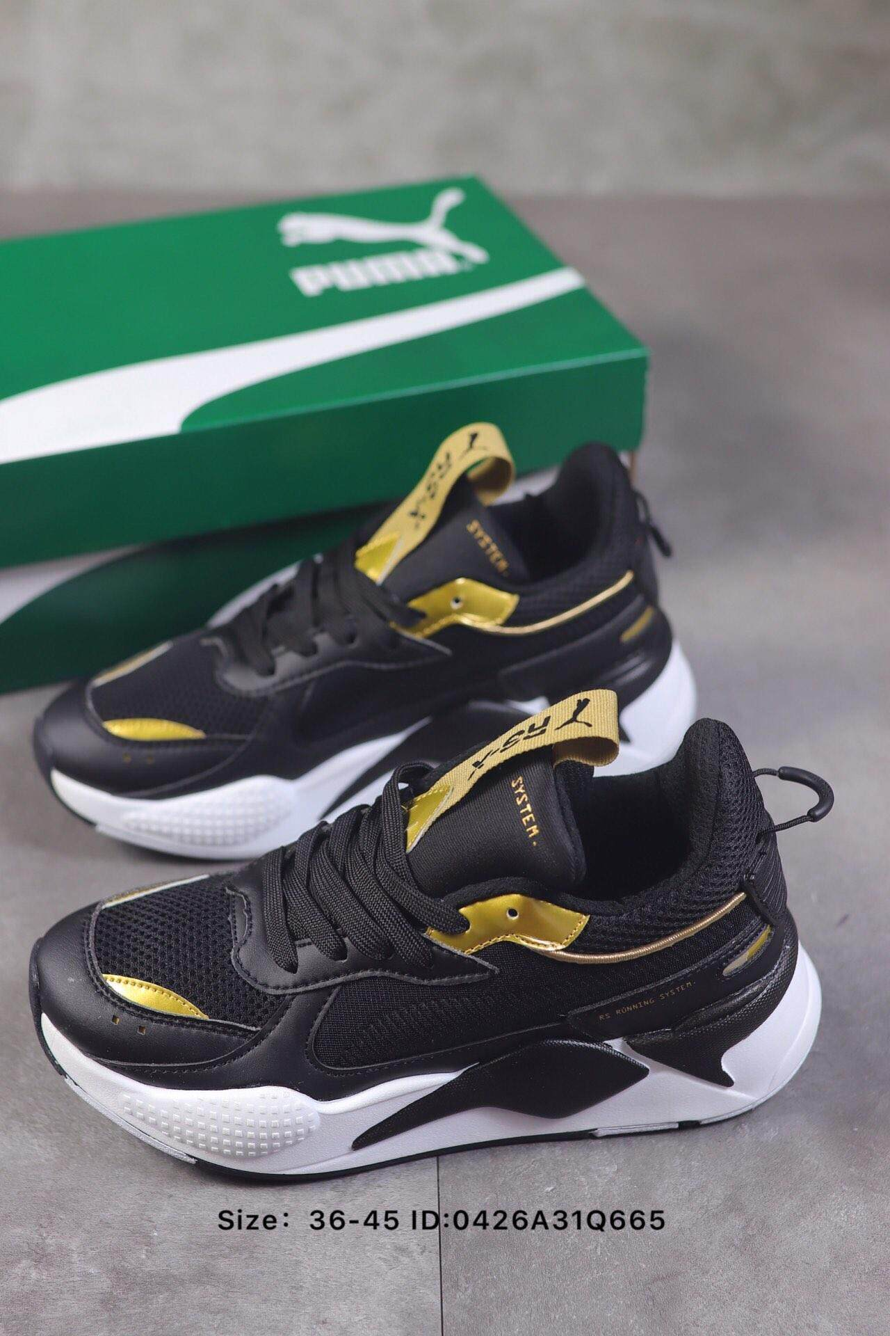 501b04cd08 Puma rs-x retro dad shoes for men and women casual sneakers running shoes  sport shoes