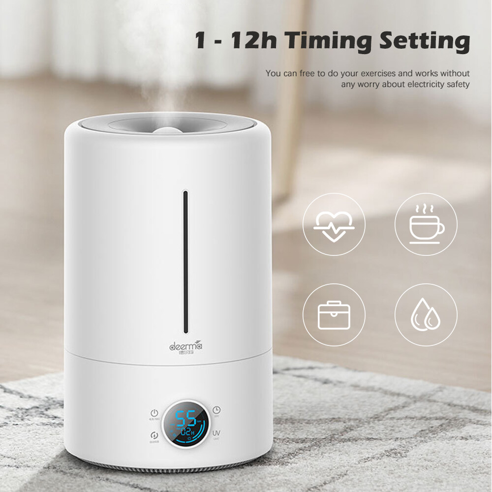 Deerma DEM - F628S Cool Mist Air Humidifier
