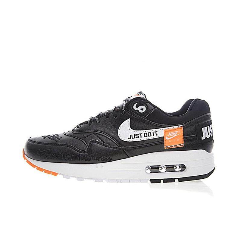 best service c5678 e8387 2019 Nike Air Max 1 Just Do It Men's Running Shoes Sport Outdoor Sneakers  Air cushion shoes
