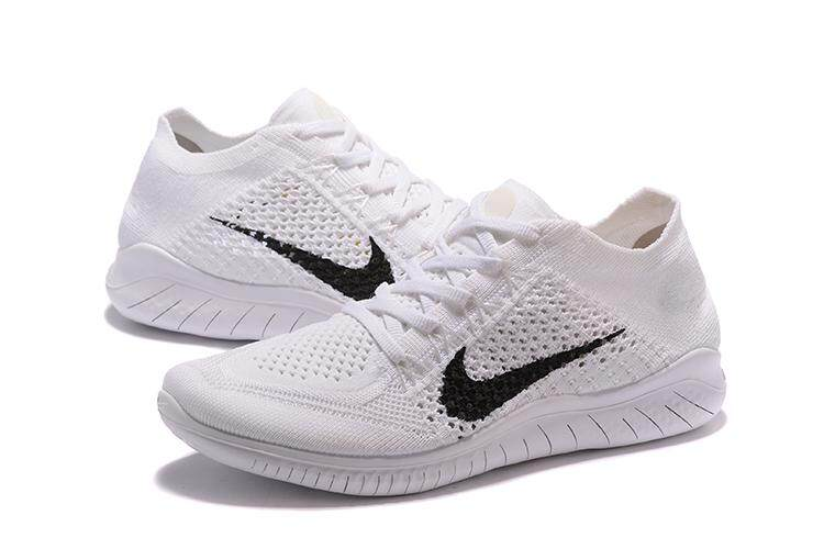 premium selection 682a7 4cb7a NIKE FREE FLYKNIT 5.0 WoMen's Running Shoes, New High Quality Sports Shoes  Breathable Lightweight Shock Absorbing white