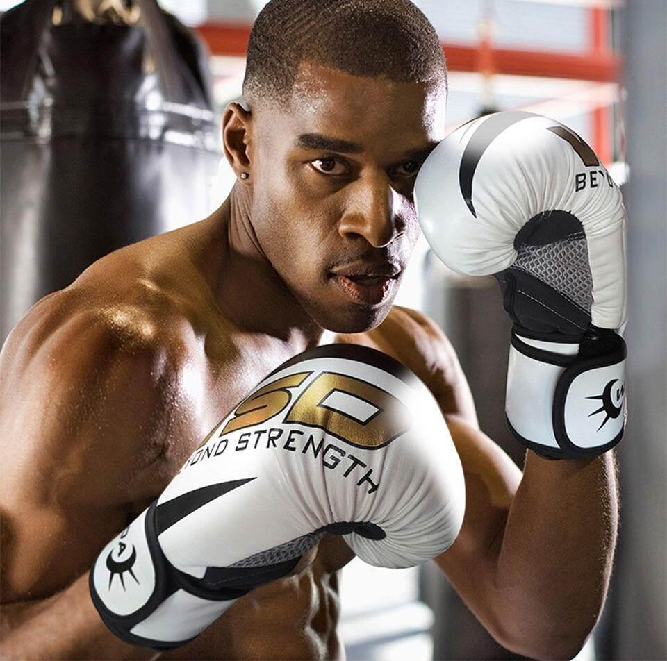 PU Kick Boxing Gloves for Men Women Karate Muay Thai Guantes De Boxeo Free  Fight MMA Sanda Training Adults Kids Equipment | Lazada PH
