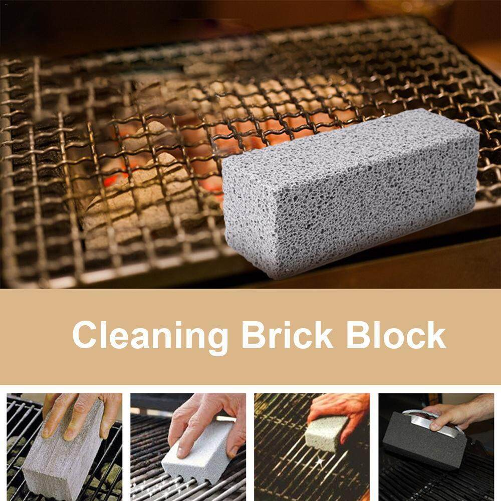 CZS 1Pcs Grill Cleaning Bricks A Magic Stone For Safely And Quickly  Cleaning Flat Top Grills Or Griddles,grills Grate And More