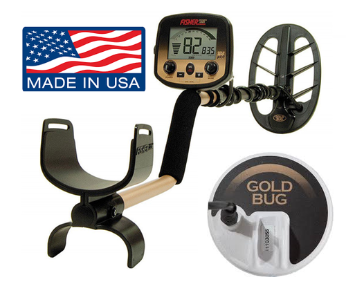 Fisher Gold Bug DP Metal Detector