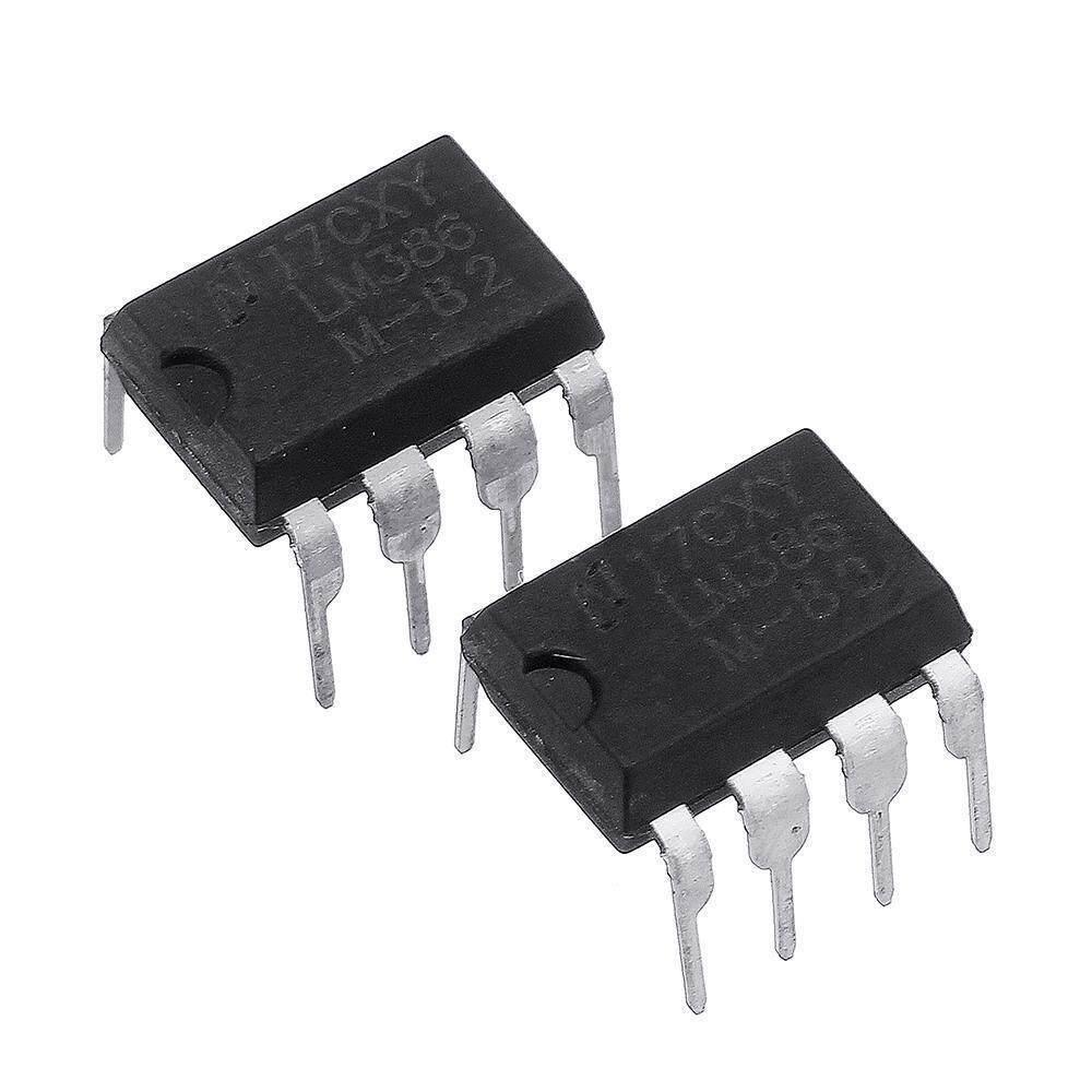 3900N Single Supply Quad Op Amp IC  DIP  NEW LM3900 National LM3900N