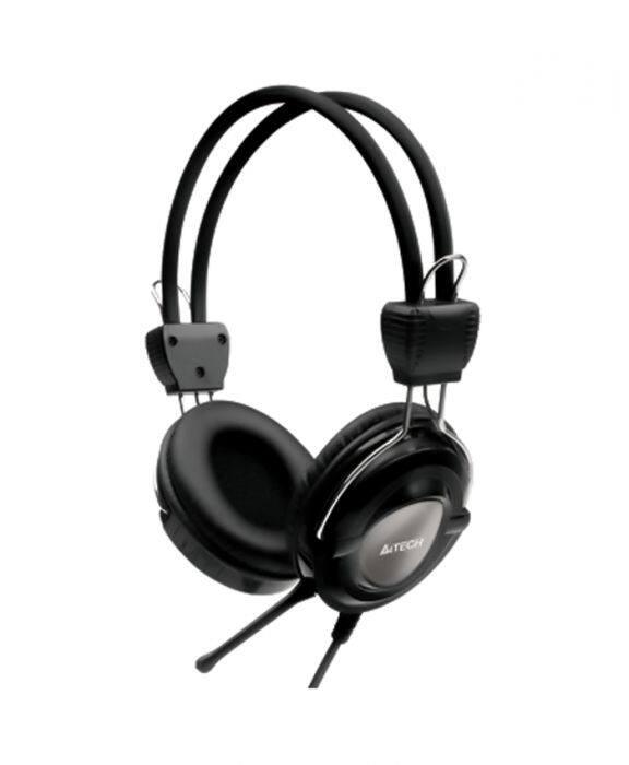 A4tech HS-19 Headphone, Black